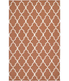 RugStudio presents Rizzy Swing SG-2102 Orange Flat-Woven Area Rug