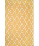 RugStudio presents Rizzy Swing SG-2417 Yellow Flat-Woven Area Rug