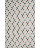 RugStudio presents Rizzy Swing Sg2960 Beige/Blue Flat-Woven Area Rug