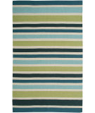 RugStudio presents Rizzy Swing Sg3043 Green Flat-Woven Area Rug