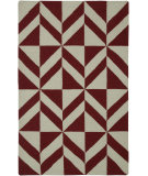 RugStudio presents Rizzy Swing Sg8003 Red Flat-Woven Area Rug