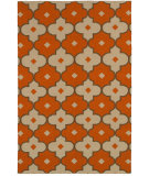 RugStudio presents Rizzy Swing Sg8160 Rust Flat-Woven Area Rug