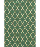 RugStudio presents Rizzy Swing Sg8259 Emerald Green Woven Area Rug