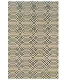 RugStudio presents Rizzy Swing SG-381 Beige Flat-Woven Area Rug