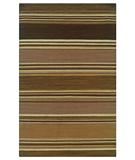 RugStudio presents Rizzy Swing SG-457 Brown Flat-Woven Area Rug