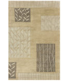 RugStudio presents Rizzy Silver SL-0357 Beige Hand-Knotted, Best Quality Area Rug