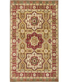 RugStudio presents Rizzy Shine SN-1711 Brown Hand-Tufted, Good Quality Area Rug