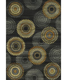 RugStudio presents Rizzy Sorrento So4269 Black Machine Woven, Good Quality Area Rug
