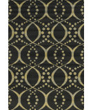 RugStudio presents Rizzy Sorrento So4276 Black Machine Woven, Good Quality Area Rug