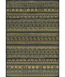 RugStudio presents Rizzy Sorrento So4282 Black Machine Woven, Good Quality Area Rug