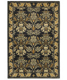 RugStudio presents Rizzy Sorrento So4301 Black Machine Woven, Good Quality Area Rug