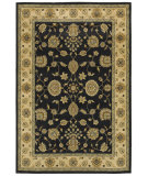 RugStudio presents Rizzy Sorrento So4309 Black Machine Woven, Good Quality Area Rug