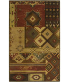 RugStudio presents Rizzy Southwest SU-1519 Brown Hand-Tufted, Better Quality Area Rug