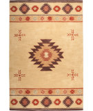 RugStudio presents Rizzy Southwest SU-2007 Beige Hand-Tufted, Better Quality Area Rug