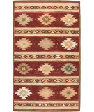 RugStudio presents Rizzy Southwest SU-2012 Red Hand-Tufted, Better Quality Area Rug