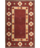 RugStudio presents Rizzy Southwest SU-2014 Red Hand-Tufted, Better Quality Area Rug