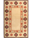 RugStudio presents Rizzy Southwest SU-2015 Beige Hand-Tufted, Better Quality Area Rug