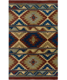 RugStudio presents Rizzy Southwest SU-2253 Red Hand-Tufted, Better Quality Area Rug
