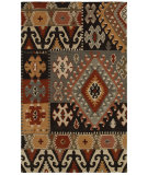 RugStudio presents Rizzy Southwest Su8104 Gray Hand-Tufted, Better Quality Area Rug