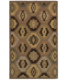 RugStudio presents Rizzy Southwest Su8153 Gray Hand-Tufted, Better Quality Area Rug