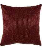 RugStudio presents Rizzy Pillows T0871a Paprika / Rust