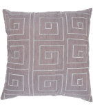 RugStudio presents Rizzy Pillows T03567 Lilac / Si