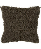 RugStudio presents Rizzy Pillows T03635 Mocha / Mocha
