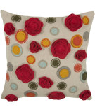 RugStudio presents Rizzy Pillows T03776 Spa / Natural