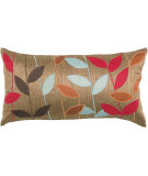 RugStudio presents Rizzy Pillows T03812 Copper / Red