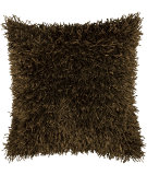 RugStudio presents Rizzy Pillows T03968 Brown / Brown