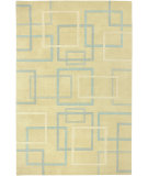 RugStudio presents Rugstudio Sample Sale 65365R Ivory Hand-Knotted, Good Quality Area Rug