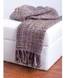 RugStudio presents Rizzy Throws Th0108 Plum Area Rug