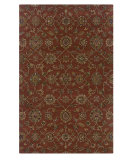 RugStudio presents Rizzy Volare VO-1151 Rust Hand-Tufted, Good Quality Area Rug