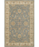 RugStudio presents Rizzy Volare VO1427 Light Gray/Beige Hand-Tufted, Good Quality Area Rug