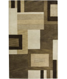 RugStudio presents Rizzy Volare VO-1431 Brown Hand-Tufted, Good Quality Area Rug