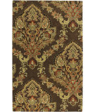 RugStudio presents Rizzy Volare VO-1680 Chocolate Hand-Tufted, Good Quality Area Rug