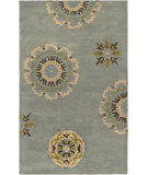 RugStudio presents Rizzy Volare VO2270 Light Blue Hand-Tufted, Good Quality Area Rug