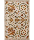 RugStudio presents Rizzy Volare VO2369 Beige Hand-Tufted, Good Quality Area Rug