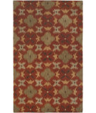 RugStudio presents Rizzy Volare VO2381 Rust Hand-Tufted, Good Quality Area Rug