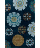 RugStudio presents Rizzy Volare VO-2467 Navy Hand-Tufted, Good Quality Area Rug
