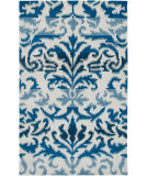 RugStudio presents Rizzy Volare Vo2584 White Hand-Tufted, Good Quality Area Rug