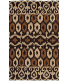 RugStudio presents Rizzy Volare VO2881 Brown Hand-Tufted, Good Quality Area Rug