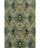 RugStudio presents Rizzy Volare Vo5091 Blue Hand-Tufted, Good Quality Area Rug