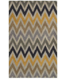 RugStudio presents Rizzy Volare VO8170 Gold Hand-Tufted, Good Quality Area Rug