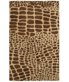 RugStudio presents Rizzy Volare Vo8177 Brown Hand-Tufted, Good Quality Area Rug