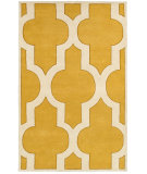 RugStudio presents Rizzy Volare VO8178 Gold Hand-Tufted, Good Quality Area Rug