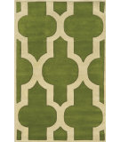 RugStudio presents Rizzy Volare Vo8256 Green Hand-Tufted, Good Quality Area Rug