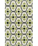 RugStudio presents Rizzy Vicki Payne Vp8025 White Hand-Tufted, Good Quality Area Rug