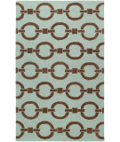 RugStudio presents Rizzy Vicki Payne Vp8029 Blue Hand-Tufted, Good Quality Area Rug