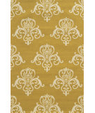 RugStudio presents Rizzy Vicki Payne Vp8246 Gold/Ivory Area Rug